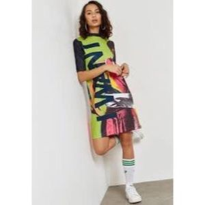 (NWT) Adidas Originals Shift Tee Dress